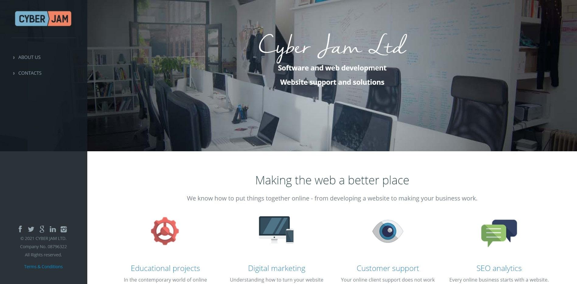 Cyber Jam Ltd